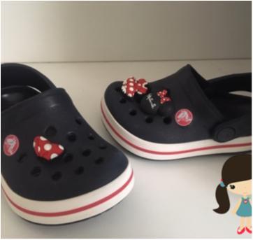 Crocs Baby + Jibbitz Minnie - 17 - Crocs