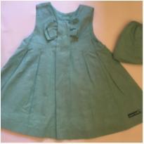 Vestido Azul - 2 anos - Joana Joao
