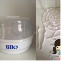 7005 - Esterilizador para mamadeiras e acessórios -  microondas -  - Lillo