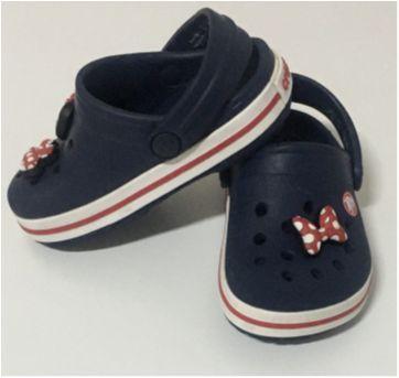 Crocs Baby + Jibbitz Minnie - 20 - Crocs