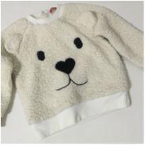 Blusa de frio ursinho - 1 ano - Poim, Cherokee e Up Baby