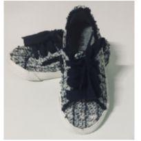 6010 - Tênis tweed ZARA - 22 - Zara e Zara Baby