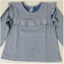 1112 - Camisa Manga Longa - 2 anos - Cortei etiqueta e Poim, Cherokee e Up Baby