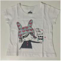 1019 - Camiseta Little Friend - 3 anos - Bambini