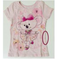 1021 - Camiseta Lilica - 1 ano - Lilica Ripilica e Cortei etiqueta
