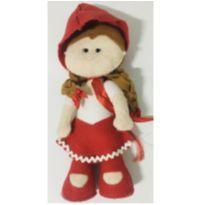 7006 - kit bonecos chapeuzinho vermelho -  - Artesanal