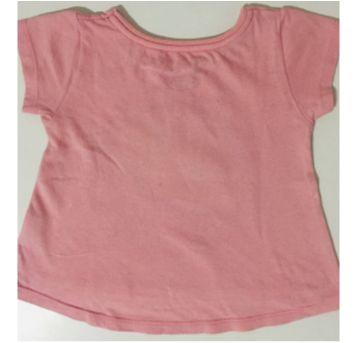 1008 - Camiseta rosa Marie - 3 anos - Disney