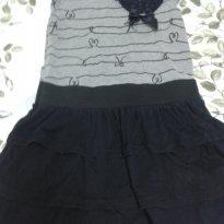 Vestido 6 - 6 anos - Carinhoso