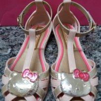 Sandália Hello Kitty - 29 - Grendene