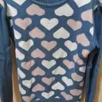 Blusa de lã 6 - 6 anos - Noruega