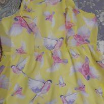 Vestido longo 10 - 10 anos - Ninali