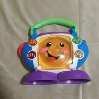 CD Player Fisher Price -  - Mattel