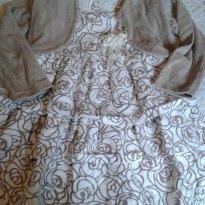 Vestido 4 - 4 anos - Anjos baby