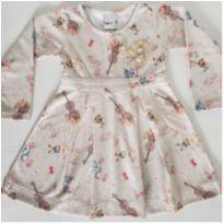Vestido bichinhos Kaiani - 1 ano - KAIANI