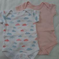 Kit de bodys - 0 a 3 meses - Baby Club
