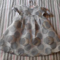 Vestido de festa - 6 meses - EPK