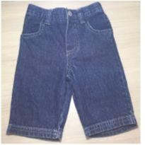 Calvin Klein Jeans kids - Calça Jeans para bebê - 0 a 3 meses - Calvin Klein