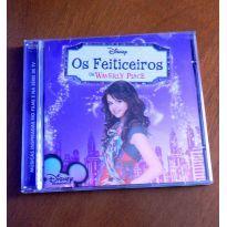 CD - Os Feiticeiros de Waverly Place -  - Disney