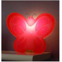 Luminária Abajur Borboleta -  - Imaginarium