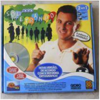 Jogo Soletrando Completo com CD -  - Grow