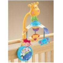 Mobile 2 em 1 Amigos da Floresta -  - Fisher Price