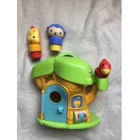 Safari musical Fisher Price - Sem faixa etaria - Fisher Price