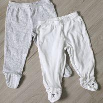 Kit 2 calças Carter`s - 6 a 9 meses - Carter`s