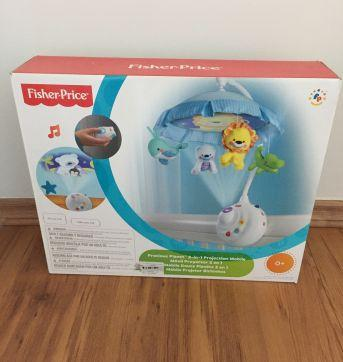 Móbile Projetor Fisher Price - Sem faixa etaria - Fisher Price