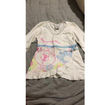 blusa ciganinha lilica ripilica - 8 anos - Lilica Ripilica