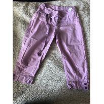 Calça violeta Lilica Ripilica - 8 anos - Lilica Ripilica