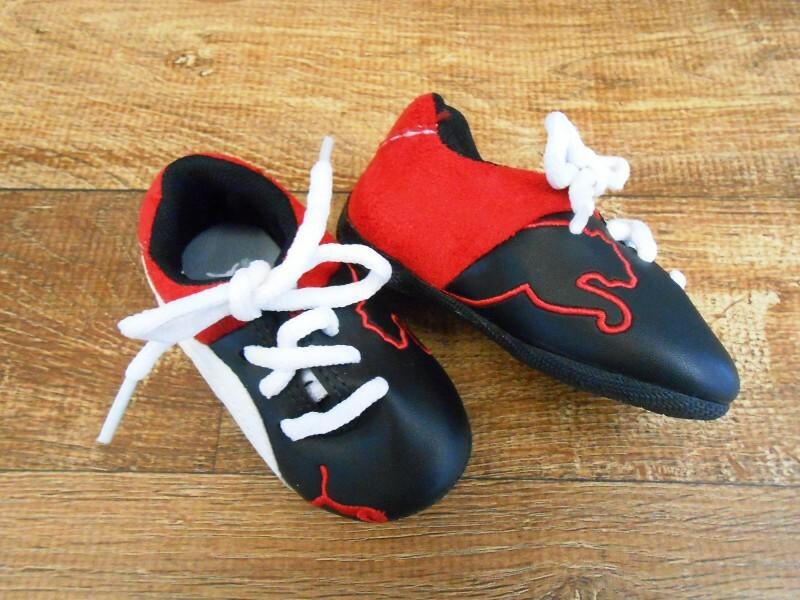7aa427ede5e Tênis Puma bebê 16 no Ficou Pequeno - Desapegos de Sapatos quase ...