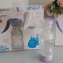 Extrator de leite MANUAL - Sem faixa etaria - Multikids Baby