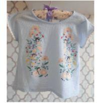 Blusinha Zara Oriental - 18 a 24 meses - Zara Baby