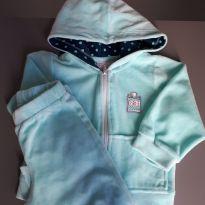 Agasalho de plush - 1 ano - Baby fashion