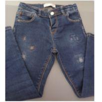 Calça Jeans Zara Despojada - 3 anos - Zara Baby