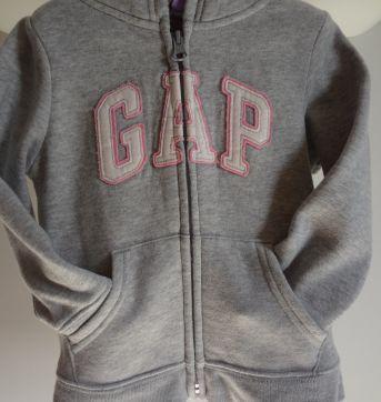 Jaqueta GAP Cinza - 3 anos - GAP
