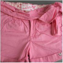 Shorts Butterfly Rosinha - 24 a 36 meses - Tip Top