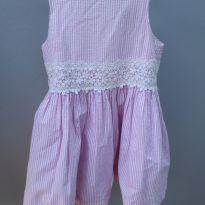 Vestido Rosa lind, Importado Ralph Lauren ❣ - 3 anos - Ralph Lauren