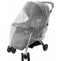 Tela Protetora Mosquiteiro Carrinho De Bebê - Sem faixa etaria - Não informada