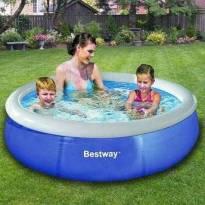 Piscina Fast Set Inflável 1.000 Litros Infantil - Bestway - Sem faixa etaria - Bestway