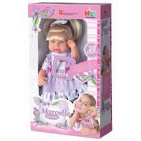 Boneca Bebê Milkinha Menina Fala 20 Frases -  - Não informada