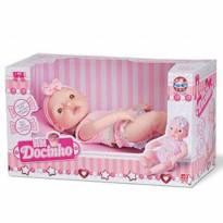 Boneca Bebê Docinho - Sem faixa etaria - Não informada