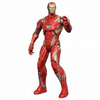 Iron Man Mark 46 Civil War - Homem de Ferro Gerra Civil Marvel -  - Não informada