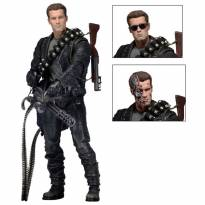 Exterminador do Futuro - T-800 Terminator 2 Judgment Day Neca -  - Não informada