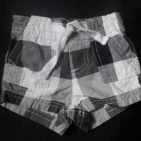 Shorts Carters - 3 meses - Carter`s
