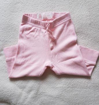 Calça Rosa - 3 a 6 meses - Baby Club