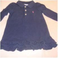 Camisa da Ralf Lauren para 6 meses. ml 34 - 6 meses - Ralph Lauren