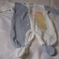 Body em lãzinha para o bebe ficar aquecido! SAM 03.