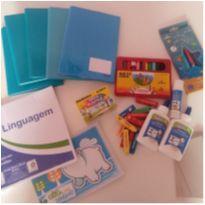 kit de material escolar -  - Variadas