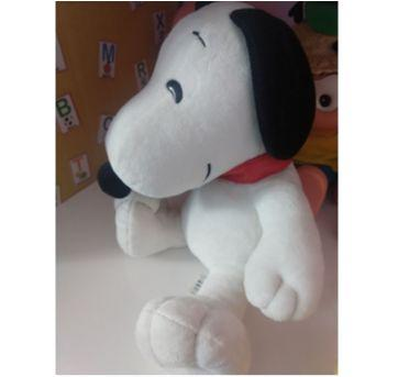 Pelúcias Snoopy e Woodstock - Sem faixa etaria - Snoopy